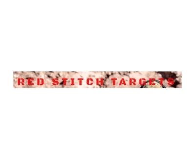 Shop Red Stitch Targets logo