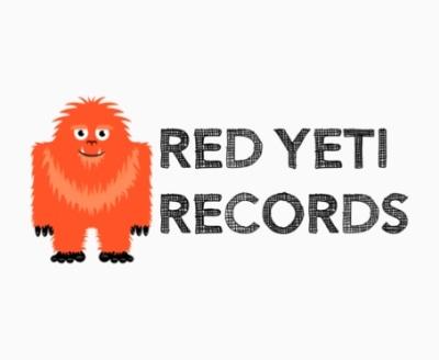 Shop Red Yeti Records logo