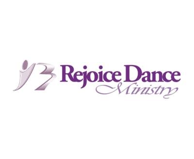 Shop Rejoice Dance Ministry logo