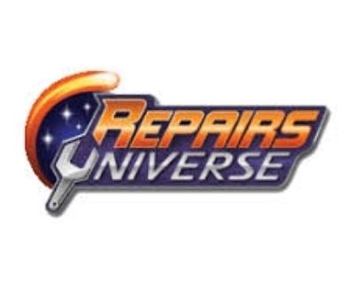Shop Repairs Universe logo