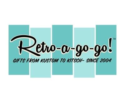 Shop Retro-a-go-go logo