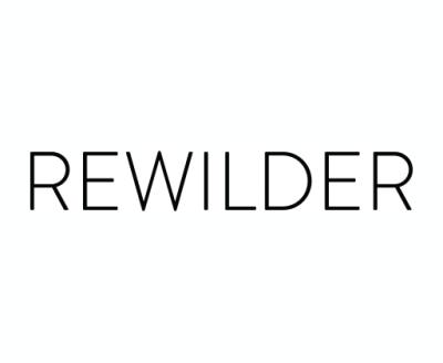 Shop Rewilder logo