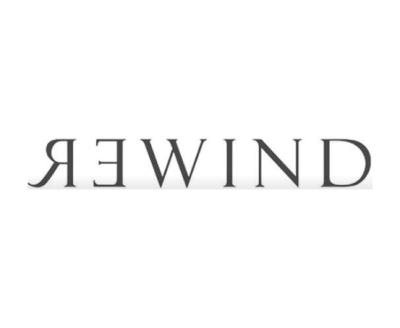 Shop Rewind Vintage logo