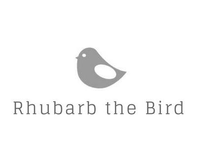 Shop Rhubarb The Bird logo