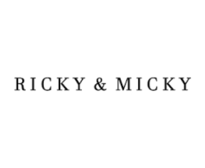 Shop Ricky & Micky logo