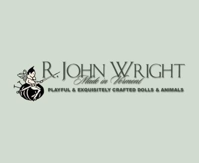 Shop R. John Wright Dolls logo