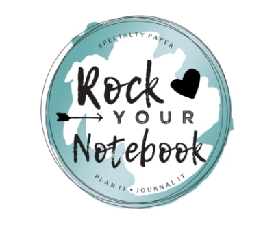 Shop Rock Your Notebook logo