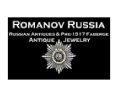 Shop RomanovRussia logo