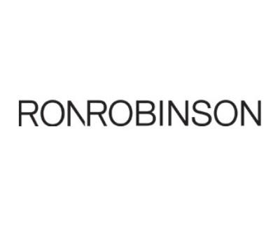Shop Ron Robinson logo