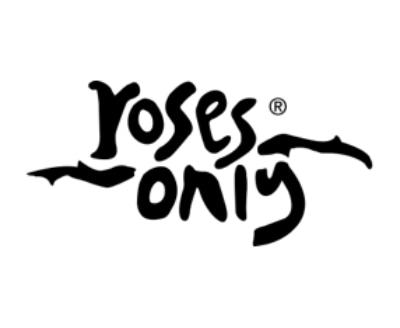 Shop Roses Only logo