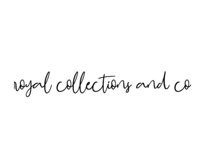Shop Royal Collections and Co logo