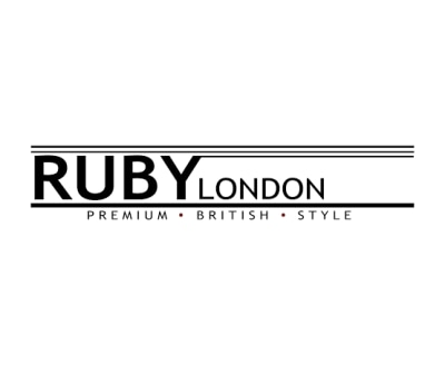 Shop Ruby London logo