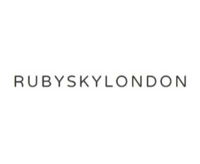 Shop RubySkyLondon logo