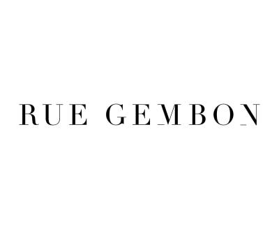 Shop Rue Gembon logo