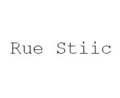 Shop Rue Stiic logo