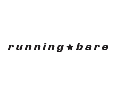 Shop Running Bare logo