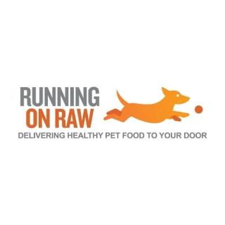 Shop Running On Raw logo