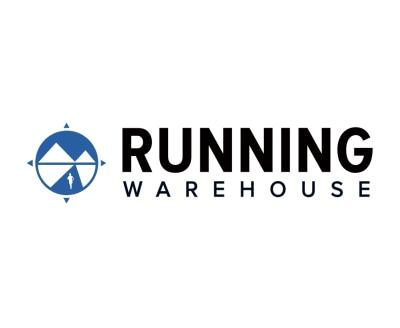 Shop Running Warehouse logo