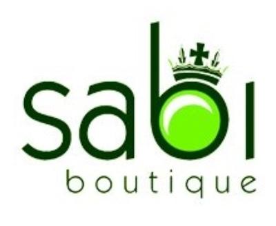 Shop Sabi Boutique logo