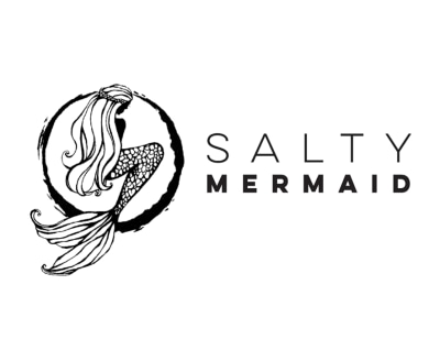 Shop Salty Mermaid logo