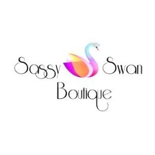 Shop Sassy Swan Boutique logo