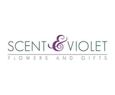 Shop Scent and Violet logo