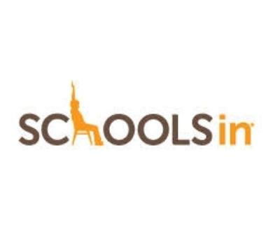 Shop SCHOOLSin logo