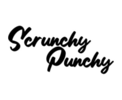 Shop Scrunchy Punchy logo