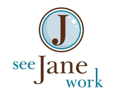 Shop See Jane Work logo