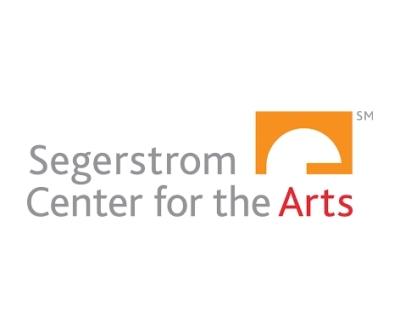 Shop Segerstrom Center for the Arts logo