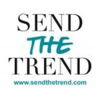 Shop Send the Trend logo