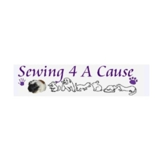 Shop Sewing 4 A Cause logo