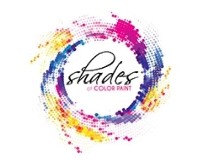 Shop Shades of Color Paint logo