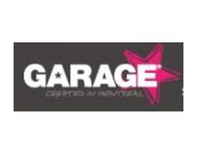 Shop Shop Garage logo
