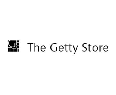 Shop Getty Museum logo