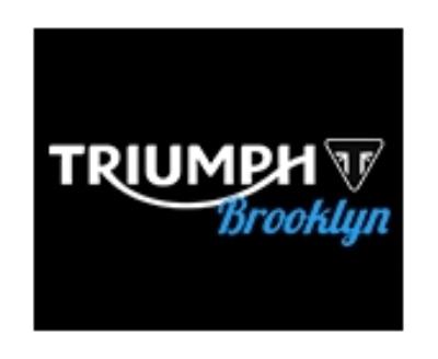 Shop Triumph Brooklyn logo