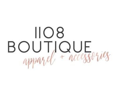 Shop 1108 Boutique logo