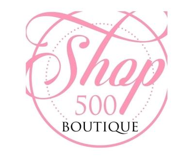 Shop Shop 500 Boutique logo