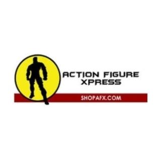 Shop Action Figure Xpress logo