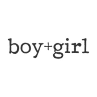 Shop boy+girl logo