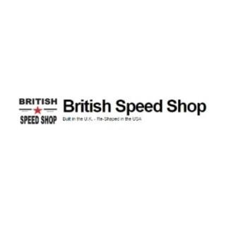 Shop British Speed Shop logo