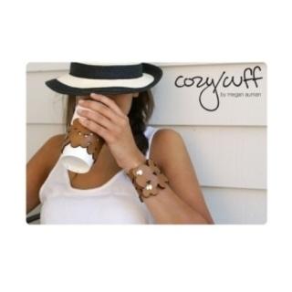 Shop shop cozy/cuff logo
