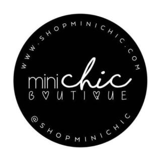 Shop Mini Chic Boutique logo