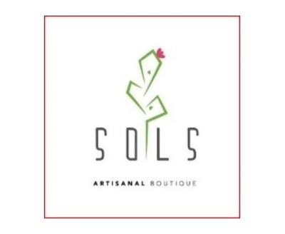 Shop SOLS logo
