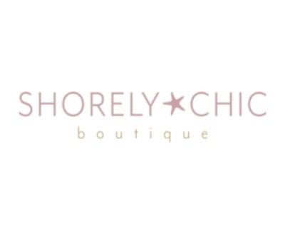 Shop Shorely Chic Boutique logo