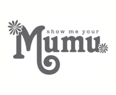 Shop Show Me Your Mumu logo