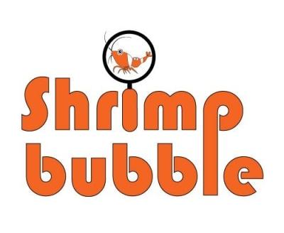 Shop Shrimp Bubble logo