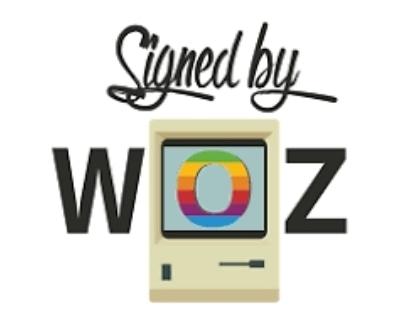 Shop Signed by Woz logo