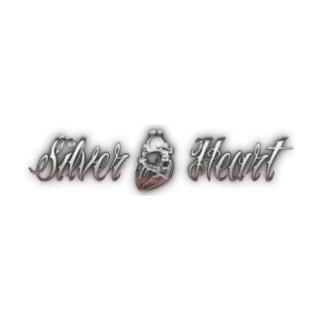 Shop Silver Heart logo