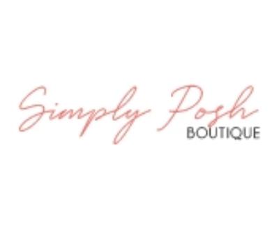 Shop Simply Posh Boutique logo